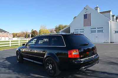 Audi : S6 Avant Wagon 4-Door 2003 audi s 6 avant prestige quattro wagon low miles 85 k 4.2 l 340 hp awd fastfun