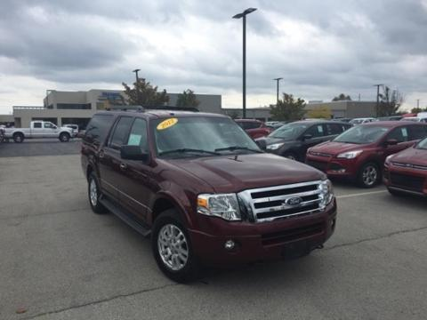 Buckeye Ford Sidney Ohio >> Ford Expedition El Michigan Cars for sale