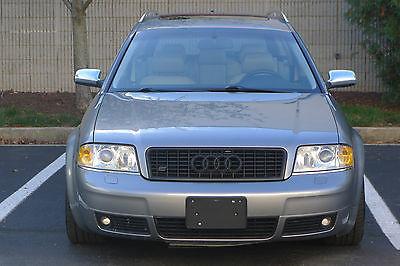 Audi : S6 S6 2002 audi s 6 avant wagon 4 door 4.2 l