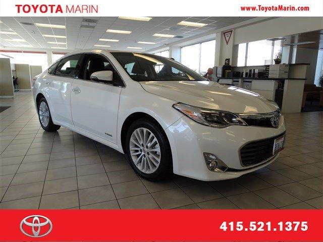 2014 Toyota Avalon Hybrid Limited San Rafael, CA