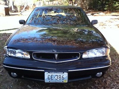 Pontiac : Bonneville SE 1996 pontiac bonneville se 4 door automatic sunroof leather for parts