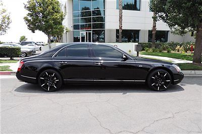 maybach 57s cars for sale
