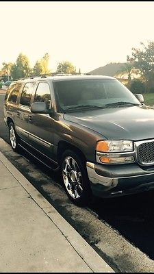 GMC : Yukon Yes 2000 gmc yukon xl 4 x 4