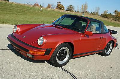 Porsche : 911 Targa Detailed Ad: 198 Photos, 12 Min Video, Rust Free