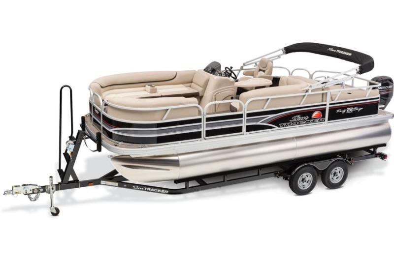 2016 SUNTRACKER Party Barge 22 RF