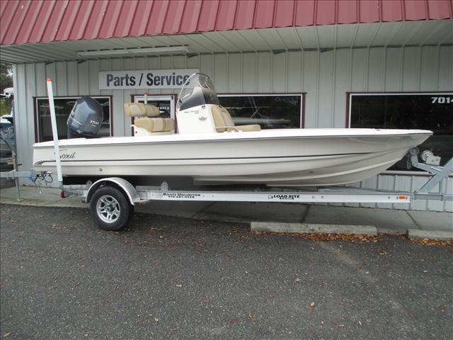 2015 Scout Bay Boat 201 Bay Scout