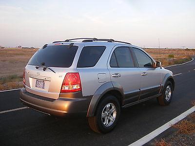 Kia : Sorento EX Sport Utility 4-Door 2005 kia sorento ex