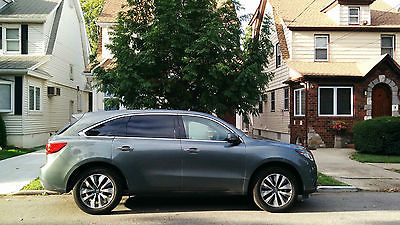 Acura : MDX SH-AWD Sport Utility 4-Door 2014 acura mdx with technology package for sale by original owner mileage 8 090