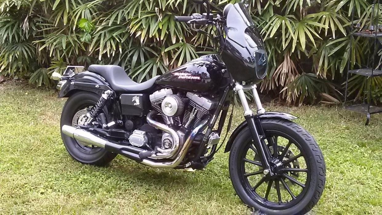 2004 harley davidson dyna glide super glide sport motorcycles for sale. Black Bedroom Furniture Sets. Home Design Ideas