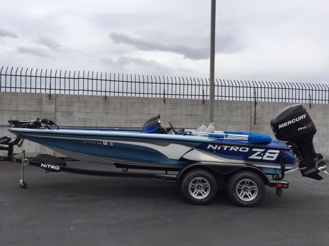 2012 Nitro Z Series Z-8