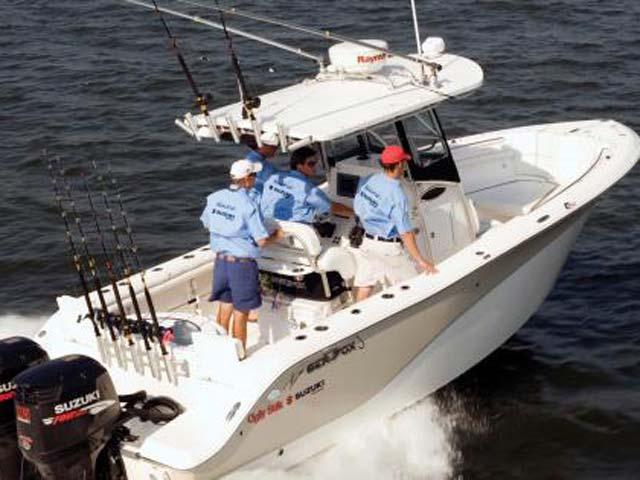 2008 Sea Fox Center Console 256CC