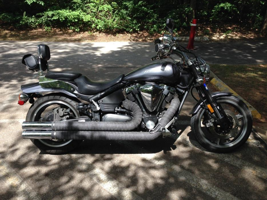 2004 yamaha roadstar warrior motorcycles for sale for Yamaha warrior for sale