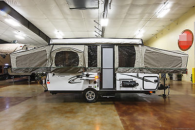 New 2016 425D Fold Down Pop Up with Slide Out Travel Trailer Popup Never Used
