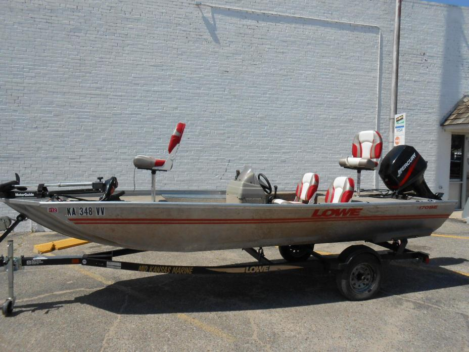 2005 Lowe Boat Boats for sale