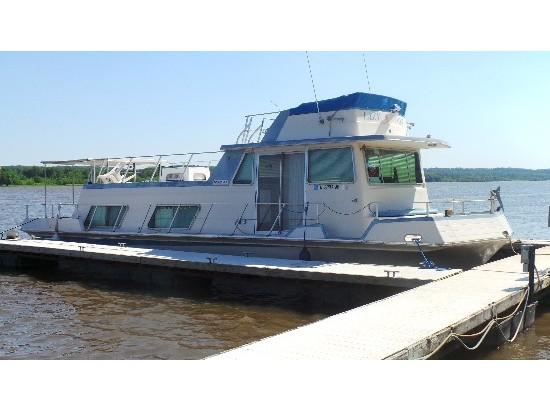 1978 Nauta Line Houseboat