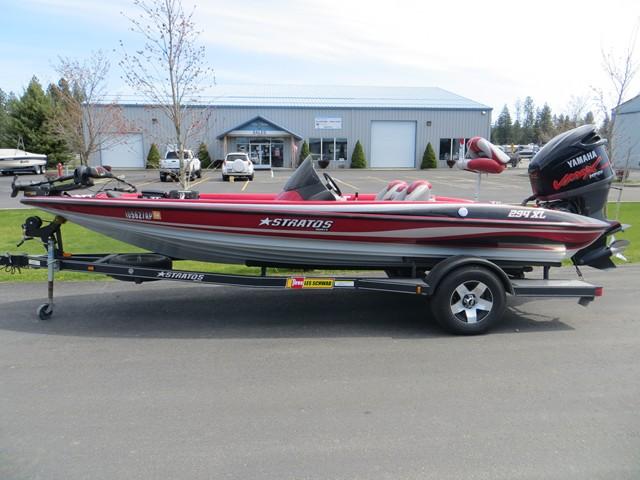 2008 Stratos 294 XL