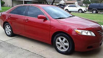 Toyota : Camry LE 2007 toyota camry le