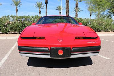 Pontiac : Firebird Base Coupe 2-Door 1988 pontiac firebird formula 350 18 k original miles stock and untouched 5.7 l