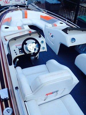 1985 Eliminator Open Bow Jet Boat
