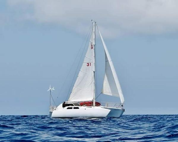 1974 Horstman Trimaran