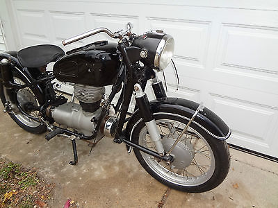 BMW : R-Series 1957 bmw r 26 project motorcycle matching