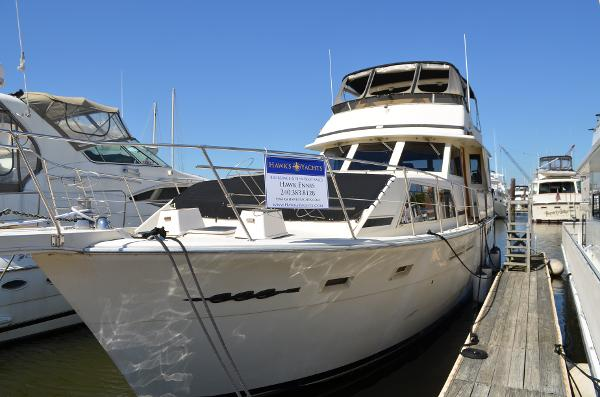 1987 Chris Craft CONSTELLATION 500