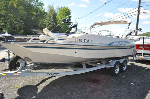 2002 Fisher Freedom 2200