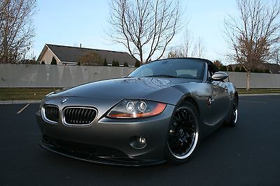 BMW : Z4 sport 2003 bmw z 4 2.5 i in beautiful condition low miles lots of upgrades dinan sport