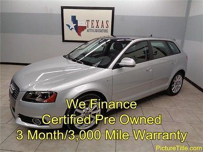 Audi : A3 2.0 TDI Premium Plus 1 Owner Only 35k MIles 10 a 3 tdi diesel leather 42 mpg certified warranty pano roof finance