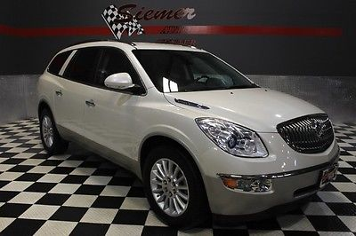 Buick : Enclave Leather 2012 buick leather
