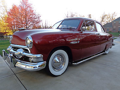 Ford custom deluxe sedan cars for sale ford other deluxe 1951 ford deluxe tudor sedan old school cool a true looker clean sciox Choice Image