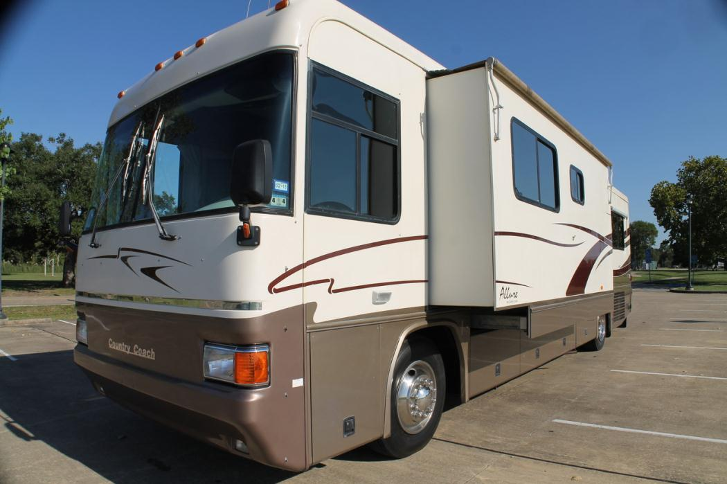 Country Coach 37 Rvs For Sale