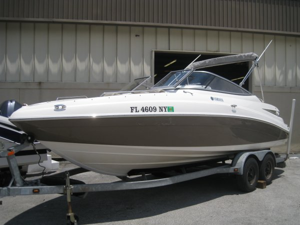 Yamaha 232 limited boats for sale in florida for Yamaha jet boat for sale florida