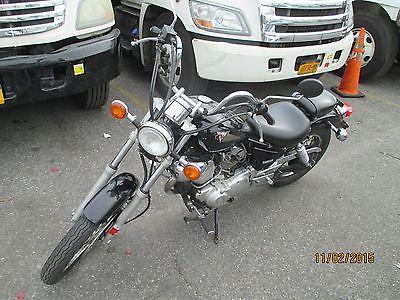 Yamaha : Virago Motorcycle