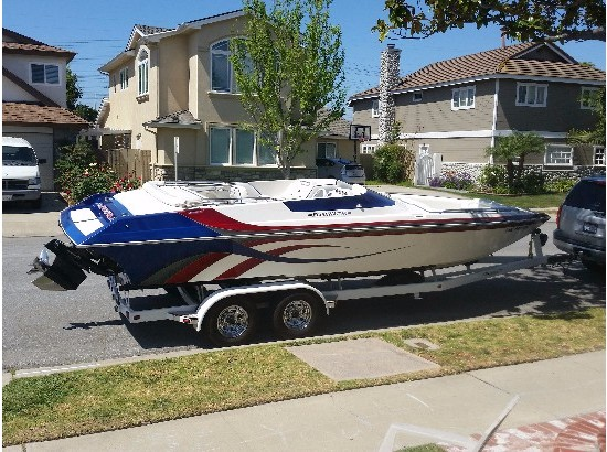 2005 Eliminator Boats Eagle XP OB