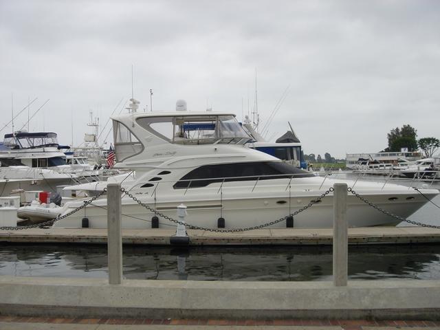 2001 Sea Ray 560 Sedan Bridge