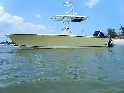 23 Seacraft w/ Mercury 250hp Saltwater and Dual Axle Aluminum trailer