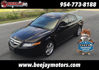 Acura : TL 4dr Sedan Automatic Navigation System 2006 acura tl with navigation