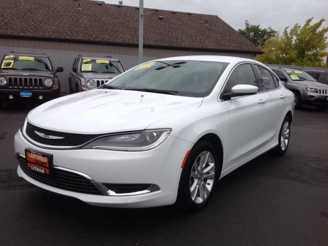2015 Chrysler 200 Limited Grants Pass, OR