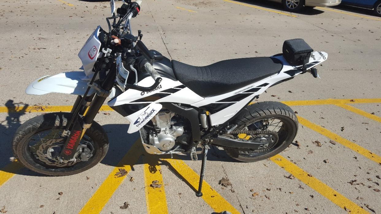 Yamaha wr250 motorcycles for sale in nebraska for Yamaha stryker bullet cowl for sale