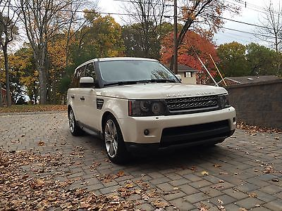 Land Rover : Range Rover Sport Supercharged Sport 2010 range rover sport supercharged loaded