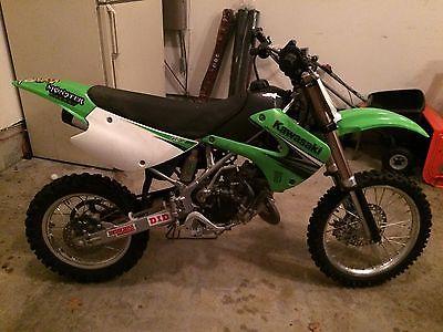 Kawasaki : KX Kawasaki kx 85