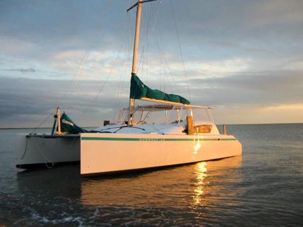 2005 Island Hopper 37 Catamaran