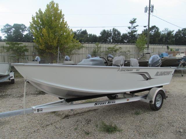 2013 Alumacraft Fisherman Series 160 CS