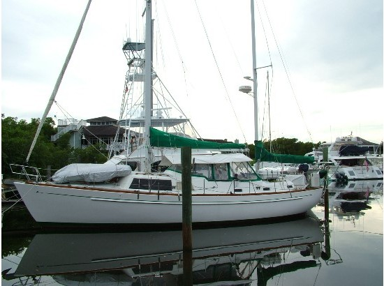 1978 Morgan 452 Ketch