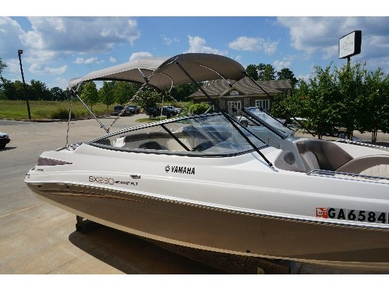 Yamaha sx 230 boats for sale in georgia for Yamaha ar230 boat cover