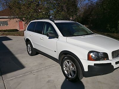 Volvo : XC90 V8 Volvo XC90 V8 AWD (Detailed Service History and Clean CarFax)