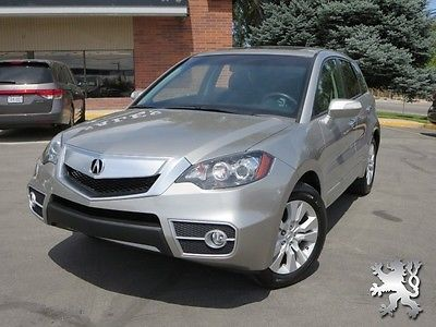 Acura : RDX Technology Pkg: LOW MILES, LEATHER, NAV, BACK-UP!!! TECHNOLOGY PACKAGE, FULLY LOADED, EXTREMELY CLEAN!!!