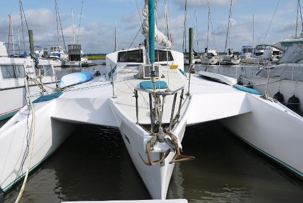 2011 Hortsman/Custom Trimaran