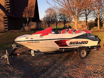 ~2007 SEADOO Speedster 150, Nice 155hp Jet Boat, Only 32hrs~